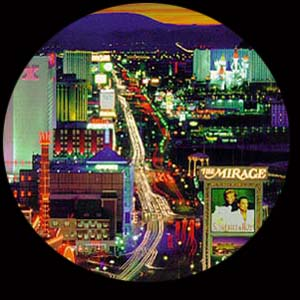 Las Vegas - A 24 Hour Town - Awaits You !